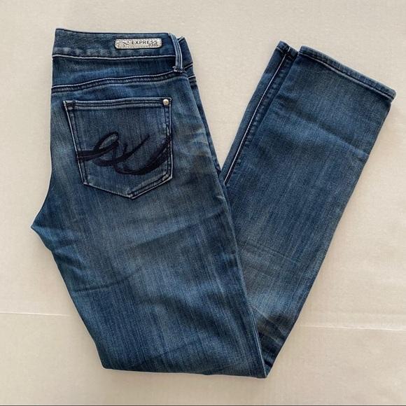 Express • skinny jeans